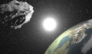 Asteroide sobrevolará hoy nuestro planeta a más de 5 millones de kilómetros de la Tierra