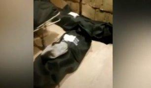 Lambayeque: más de 40 muertos por COVID-19 siguen en almacenes por falta de personal