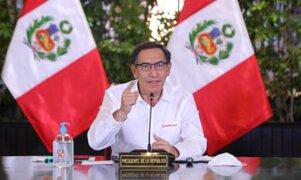 Martín Vizcarra envió emotivo saludo por el Día de la Madre durante estado de emergencia