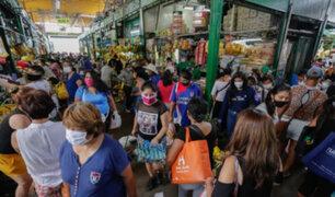Coronavirus en Perú: Mercados que incumplan protocolos serán cerrados