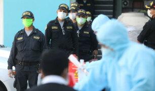 Covid-19: alrededor de 24 policías murieron y más 2 mil están contagiados