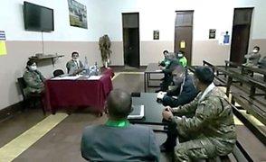Junín: dictan prisión preventiva para policías sorprendidos bebiendo licor en comisaría