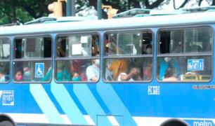 Guayaquil: gente viaja aglomerada en buses de Metrovía en plena crisis por el COVID-19