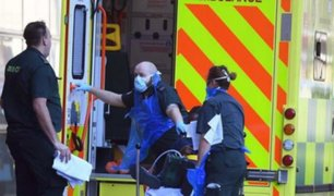 Reino Unido pasó al tercer lugar con más fallecidos por COVID-19 en el mundo
