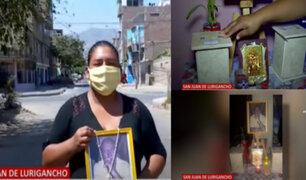 SJL: familiares de fallecido por COVID-19 denunciaron la entrega de dos urnas con cenizas