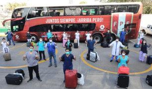 Médicos se internarán 30 días en Villa Panamericana para atender casos de Covid-19
