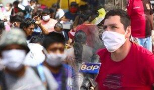 """""""La Parada"""" podría ser un foco infeccioso del COVID-19"""