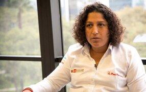 Ministra Muñoz señaló que 800 personas han sido trasladadas a la región Ancash