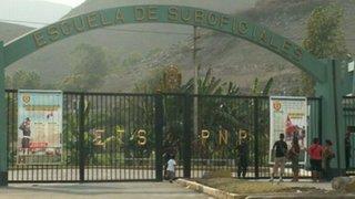 Covid-19 en la escuela PNP: alumnos contagiados no presentan síntomas