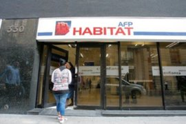 AFP Habitat plantea que desempleados sean primeros en cobrar 25% de los fondos