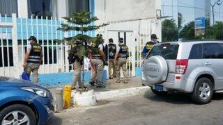 Carmen de la Legua: intervienen municipio por presuntas irregularidades en entrega de canastas