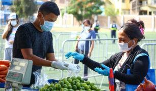 Coronavirus en Perú: embarazadas, niños y adultos mayores no podrán ingresar a mercados