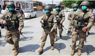 Ministerio de Defensa confirmó muerte de 5 integrantes de las Fuerzas Armadas por COVID-19