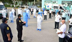 Coronavirus en Perú: anuncian auditoría tras contagio de alumnos de la escuela PNP