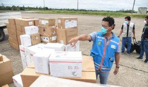 Minsa distribuirá 200,00 mascarillas entre la población de Iquitos