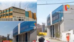 Centro de emprendimiento de Puente Piedra fue cedido al Hospital Carlos Lanfranco