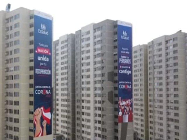 Villa Panamericana recibe a los dos primeros pacientes por COVID-19