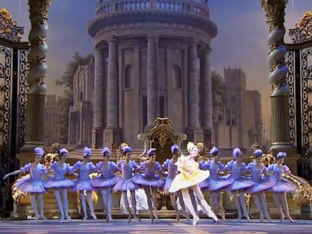 Teatro Bolshói de Moscú transmite su 'colección dorada' por YouTube ante cuarentena