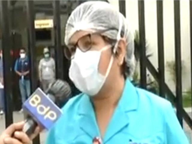 Hospital del Niño: denuncian sorpresivo traslado de niño con covid-19 que estaba en Ate