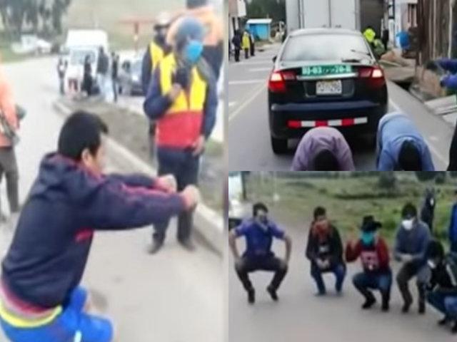 Día 16 por el Covid-19: Ciudadanos continúan sin acatar estado de emergencia