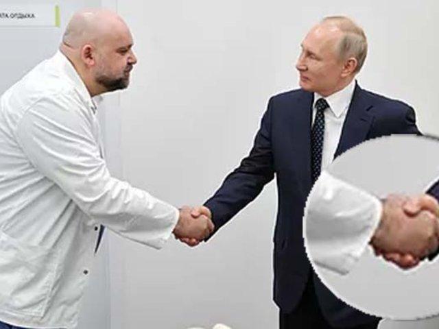 Médico que se reunió con Vladimir Putin da positivo por coronavirus