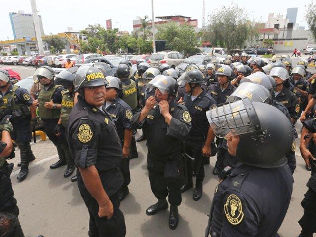 ONU advierte que Ley de Protección Policial abre espacios de impunidad