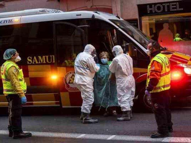 Coronavirus en España: reportan más de 22 mil personas recuperadas