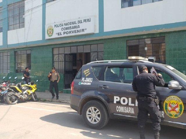 La Libertad: detienen a tres médicos libando licor en pleno toque de queda