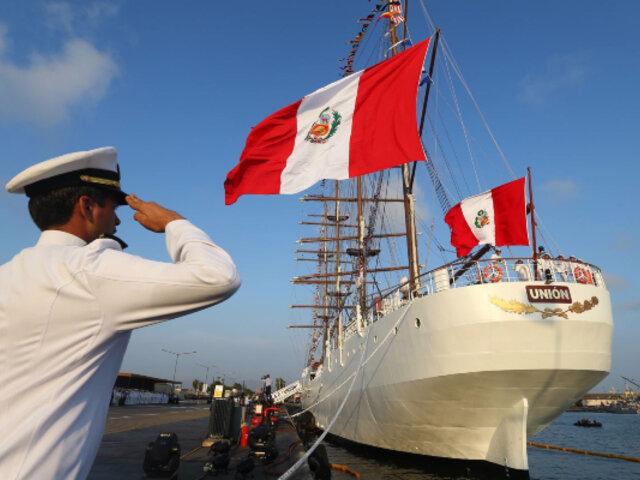 Marina de Guerra del Perú envía mensaje de aliento a peruanos ante el coronavirus