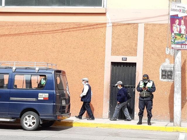 Arequipa: intervienen Iglesia Adventista por no acatar aislamiento