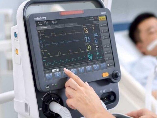 Clínica privada prestó su ventilador mecánico al Hospital Regional de Loreto