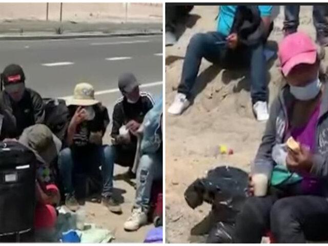 53 peruanos tratan de ingresar al país desde frontera con Chile