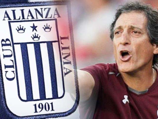 Mario Salas es nuevo Director Técnico de Alianza Lima