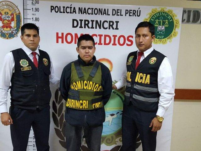 Áncash: Sentencian a cadena perpetua a hombre que asesinó a su expareja y por la muerte de tres menores