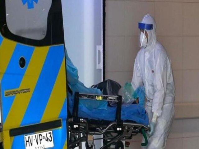 Coronavirus en Sudamérica: capturan a mujer con COVID-19 que escapó de hospital en Chile