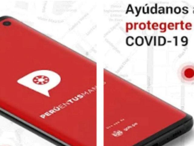 Coronavirus: Gobierno pone a disposición una app para diagnóstico preliminar