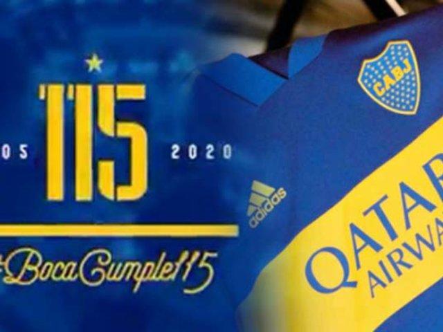 Boca Juniors cumple 115 años en plena pandemia por el COVID-19
