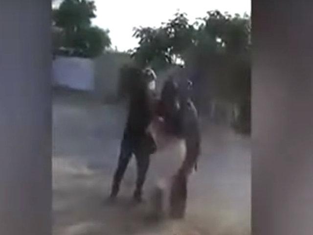 Piura: pobladores se enfrentan con policías por infringir toque de queda