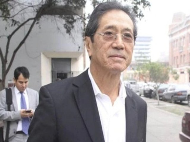 Jaime Yoshiyama seguirá en prisión tras rechazo de hábeas corpus por riesgo a contraer COVID-19