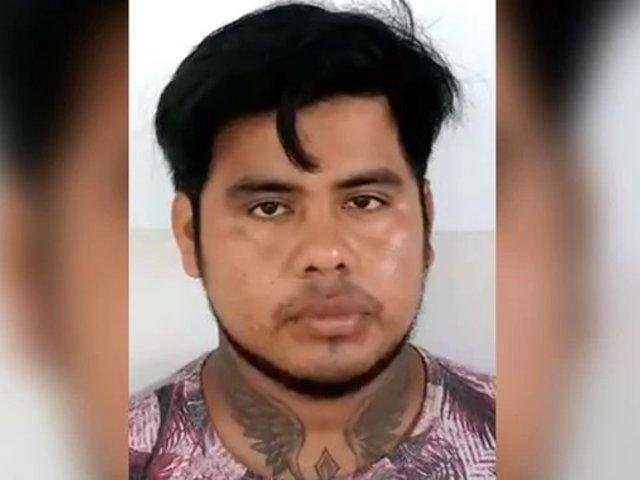 Cae sujeto que violó y asesinó a una menor de 14 años en Huánuco