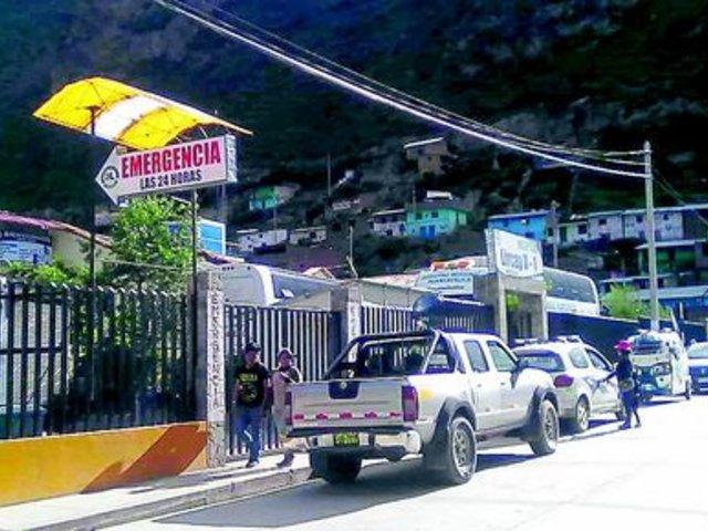 Huancavelica: 21 personas mueren intoxicadas tras asistir a velorio