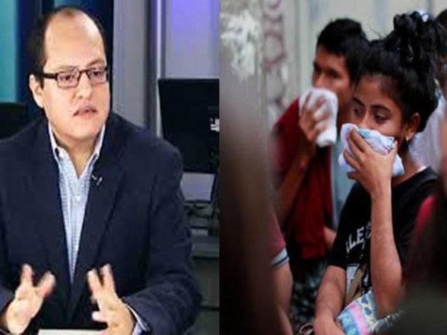 Víctor Quijada: Estadísticas del Gobierno sobre el Covid-19 no son confiables
