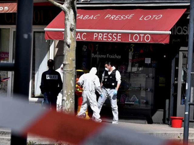 Francia: dos muertos y cuatro heridos deja ataque con cuchillo