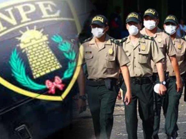 INPE confirmó 5 casos de COVID-19 en establecimientos penitenciarios