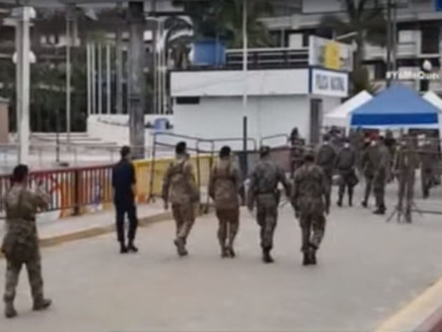 Perú y Ecuador refuerzan seguridad en frontera por coronavirus