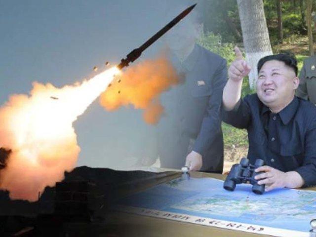 Corea del Norte aprovecha la pandemia para seguir con pruebas de misiles