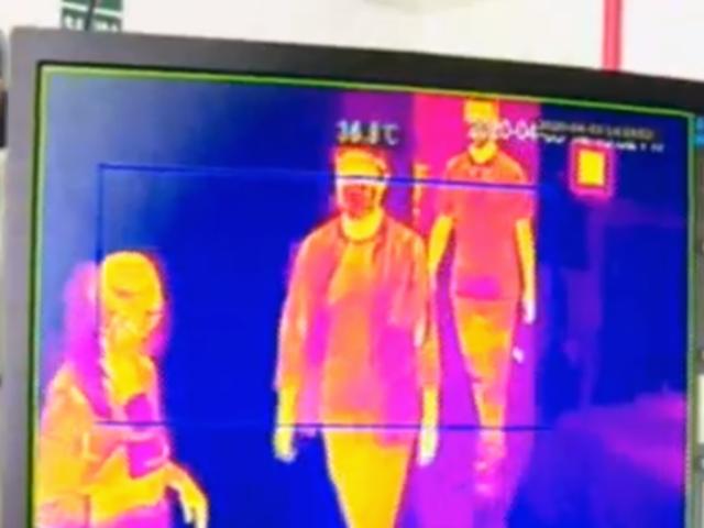 Así funcionan las cámaras térmicas que ya se encuentran en el Perú