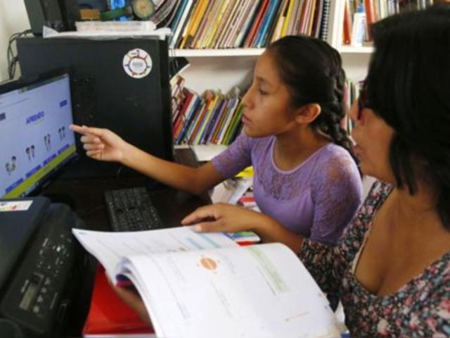 """Gobierno destacó que año escolar se inició """"con una respuesta muy positiva"""""""