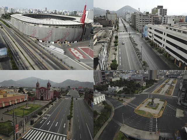 Suelos de Lima: ruidos han disminuido hasta en 90% hoy en día, según IGP