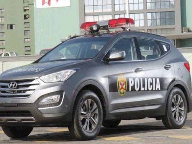 San Isidro y Miraflores apoyan en trabajos de desinfección a agentes policiales